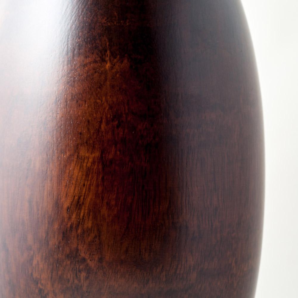 General Store Ltd Vases Mango Wood Vase