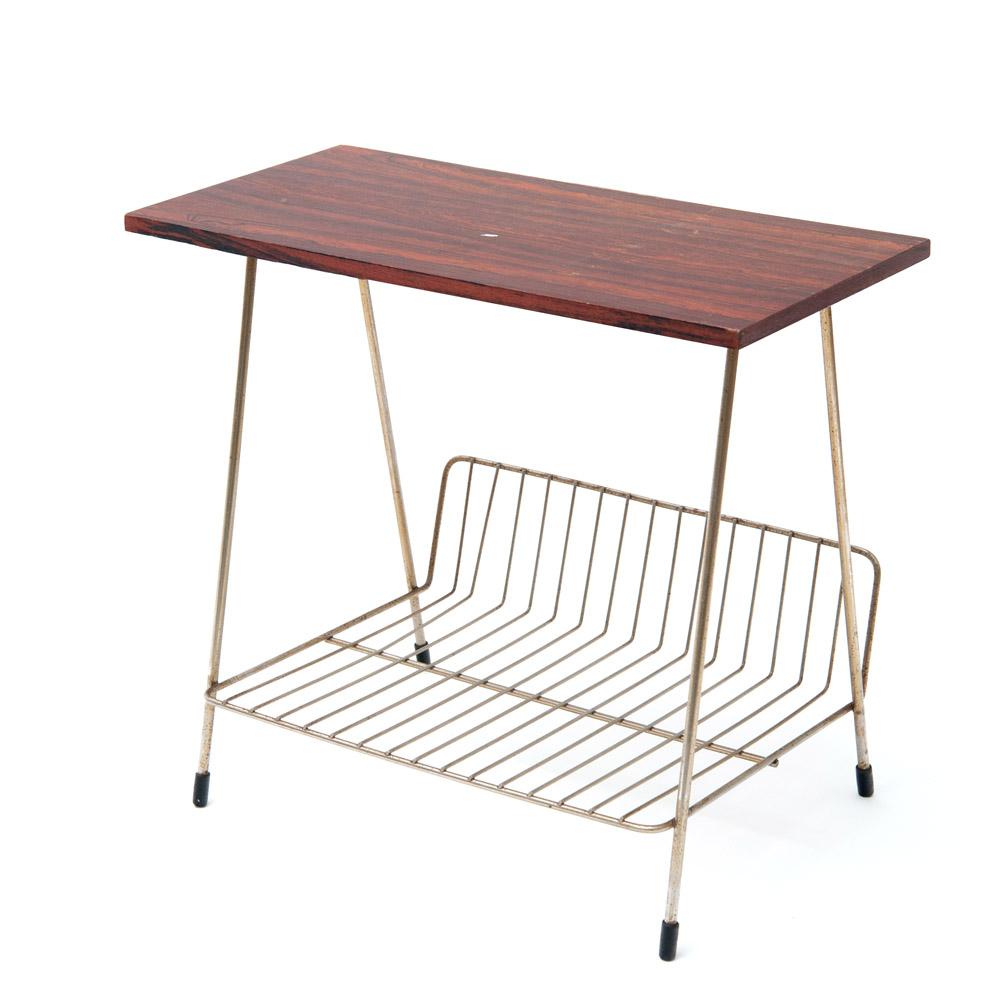 General Store Ltd Tables Vintage Wooden Side Table