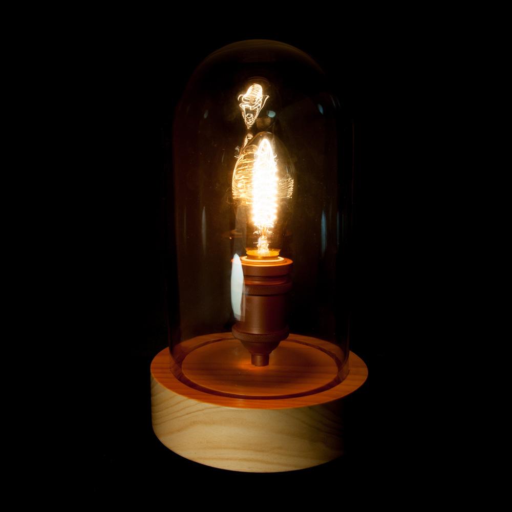 general store ltd lighting wood base table lamp. Black Bedroom Furniture Sets. Home Design Ideas