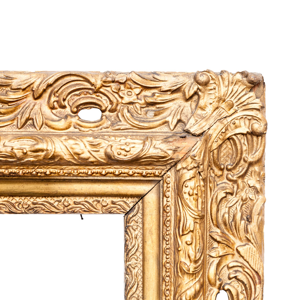 General store ltd mirrors and wall decor gold for Victorian wall decor