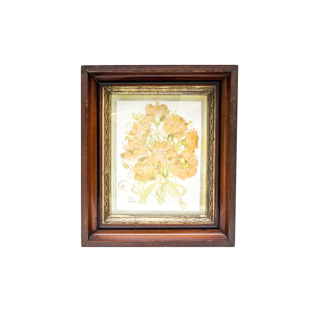 Wall Art With Mirror Frame : General store ltd mirrors and wall decor ornate frame